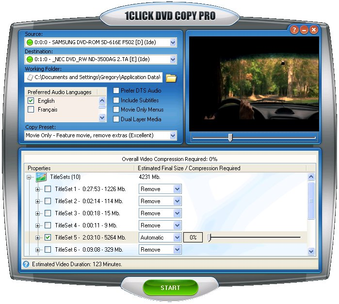 1click dvd copy pro download cprx technology for copying