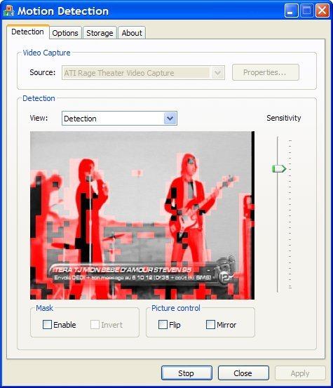 Best webcam motion detection software