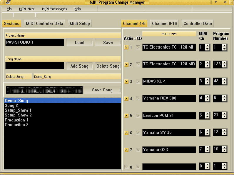 midi program change manager is a nice tool for sound engineers. Black Bedroom Furniture Sets. Home Design Ideas