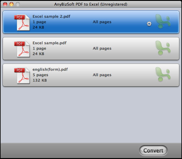 Method 1. The Easiest and Most Secure Way to Convert PDF to Excel