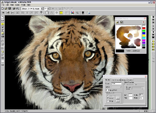 Artstudio Is A Powerful Drawing And Painting Program