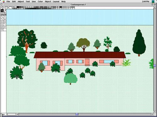 Design your own home landscape is a mac home design software for Design your own landscape