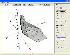 XYZ Data Viewer is a Excel table to 3D graph converter