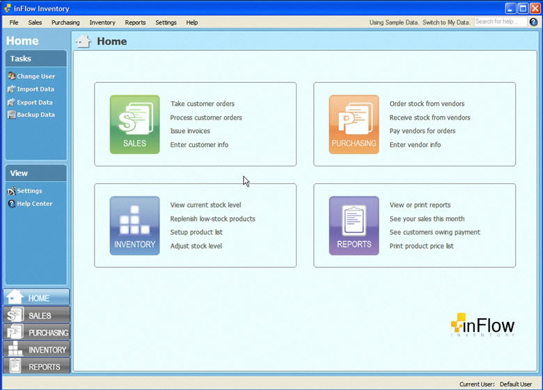 Inflow Inventory Software Free Edition Is An Inventory