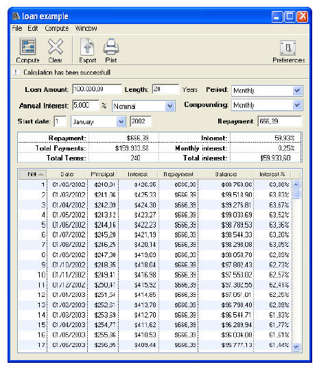 Home Loan Calculator With Prepayment Excel India