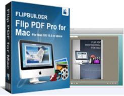 Flip PDF Professional for Mac, Convert PDF to Flash based