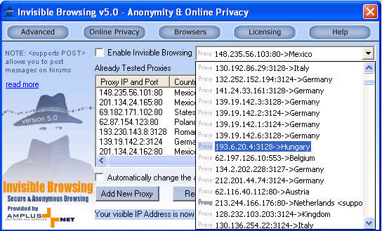 Web Browsers Downloads