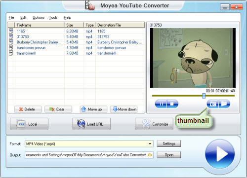 Youtube converter free download to mp4