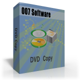 007 DVD Copy - программа для создания копий и backup с Ваших DVD без