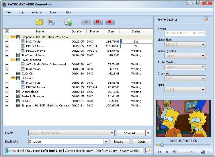 download converter mp3 to avi