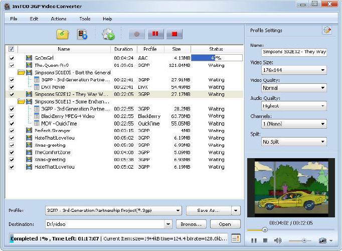 Бесплатный 3gp конвертер - решение есть! Avi, flv, dvd и др в. Скачать Fre