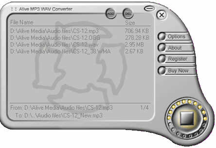 mp2 to mp3 convert