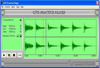 practice play part mp3 or wave