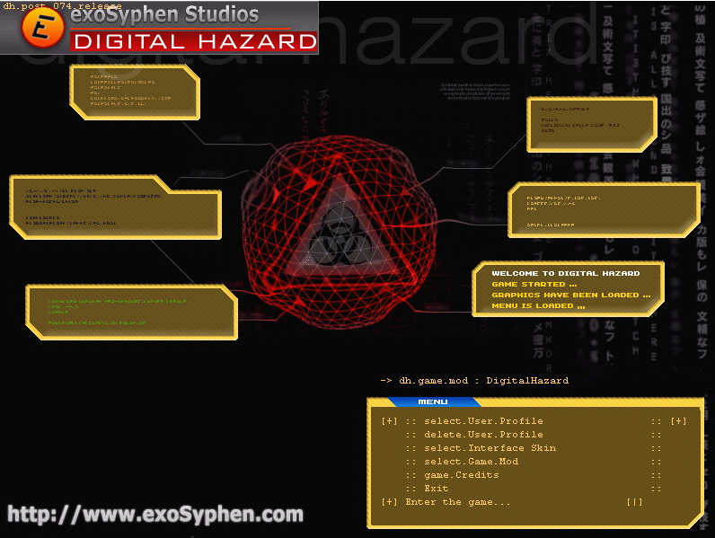 digital hazard game download