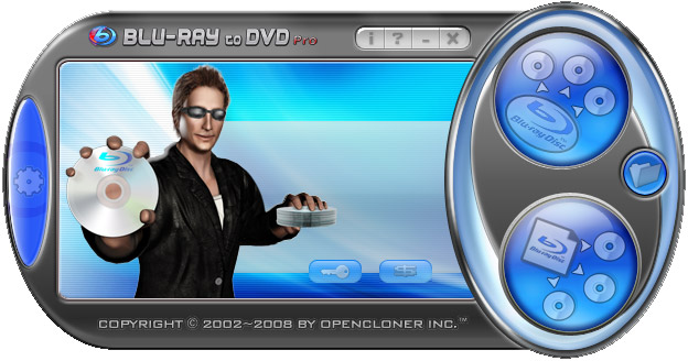 Blu-ray to DVD Pro: burn and copy Blu-ray movies to DVD or AVCHD