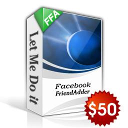 Facebook FriendAdder Pro (FFAP) 4.0