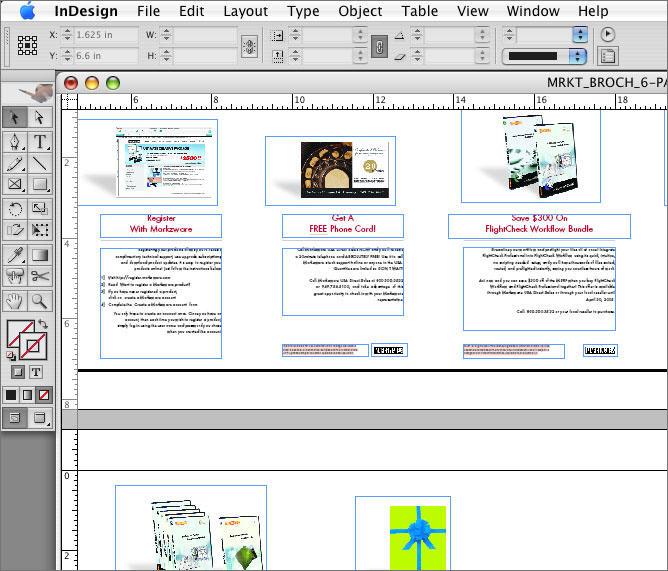 convert indesign to pdf mac
